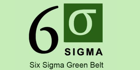 Lean Six Sigma Green Belt (LSSGB) Certification Training in Raleigh, NC tickets