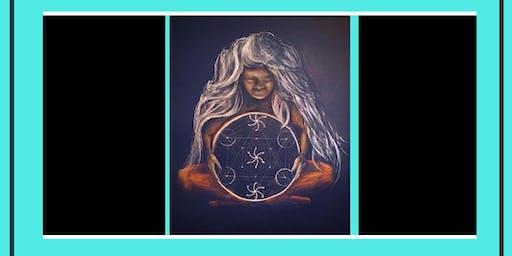 ART CREATE MEDITATE - October Series