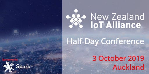 New Zealand 2019 IoT Half-Day Conference