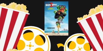 Mental Health Movie Fundraiser - Angry Birds 2