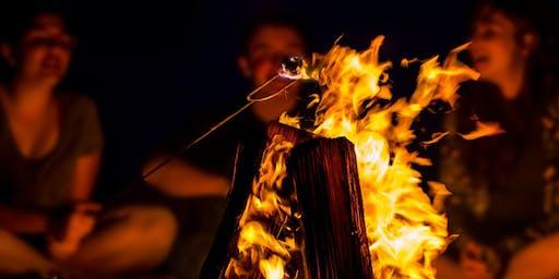 Omaha Area Singles Hayrack Ride & Bonfire