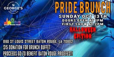 Halloween Drag Brunch - A Baton Rouge Pride Event
