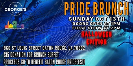 Halloween Drag Brunch - A Baton Rouge Pride Event tickets