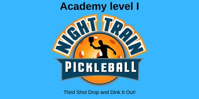 Night Train Pickleball Academy Level I