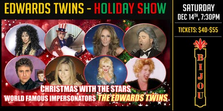 Holiday With The Stars - The Edwards Twins tickets
