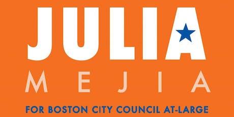 Latinos con Julia tickets