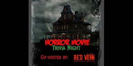 Horror Movie Trivia Night tickets