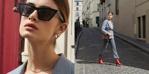 Mejuri x Trouvaille: Dress for Success