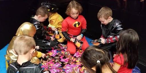 Easton Training Center Arvada - Halloween Ninja Night!
