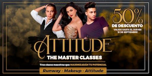 Attitude - The Master Classes
