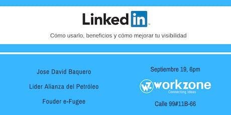 LinkedIn - Beneficios y cómo usarlo y mejorar tu visibilidad entradas