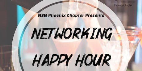 NSN Phoenix Chapter Networking Happy Hour tickets