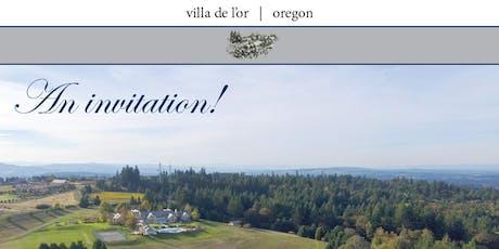 Villa de l'or - Luxury Segment Mixer tickets