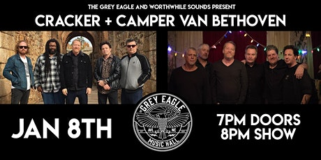 Cracker + Camper Van Beethoven