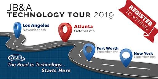 JB&A Technology Tour 2019 | Atlanta