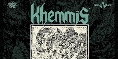 Khemmis tickets