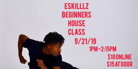 ESKILLLZ BEGINNERS DANCE CLASS tickets