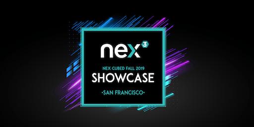 Nex Cubed Fall 2019 Showcase