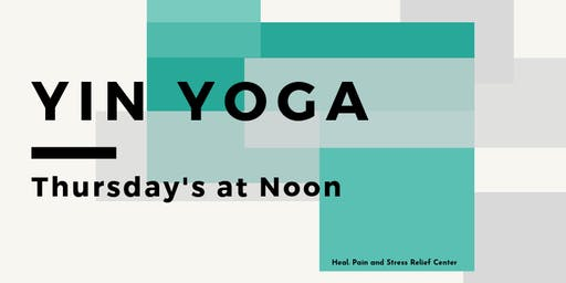 Noon Yin Yoga for Stress Relief