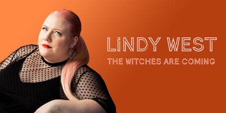 Lindy West: The Witches Are Coming tickets