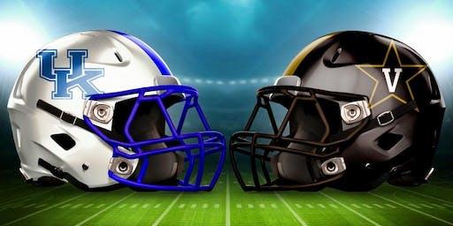 UK vs Vanderbilt Football Game Watch Party