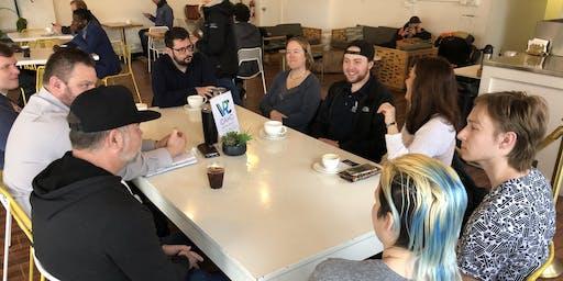 IVRC Coffee Talk - September 18th