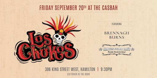 Los Chukos with Marcus Starr and Brennag Burns