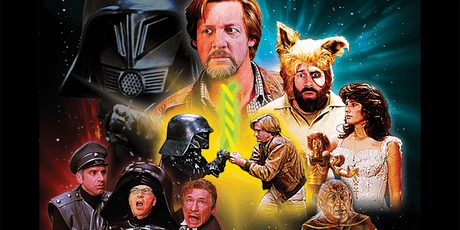 9 Mile & Glitch Movie Night: Spaceballs and Turkish Star Wars tickets