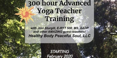 300 hour advanced yoga teacher training