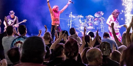 Completely Unchained The Ultimate Van Halen Tribute Band w/ Mcfly  LIVE @ STEREO GARDEN