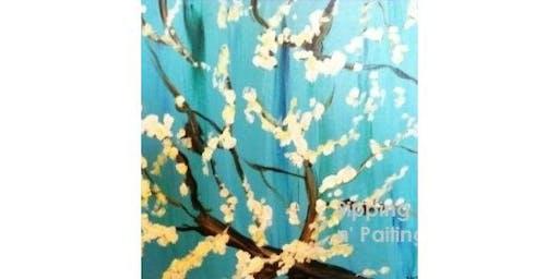 Van Gogh Branches- Saturday, Oct. 19th, 7PM, $30