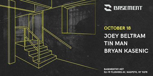 Joey Beltram / Tin Man / Bryan Kasenic