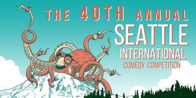40th Seattle International Comedy Competition