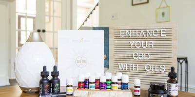 BETTER TOGETHER: CBD and ESSENTIAL OILS