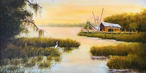 "The Society of Bluffton Artists presents ""Low Country Palette"""