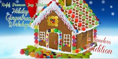 Holiday Gingerbread Workshop- December 15th