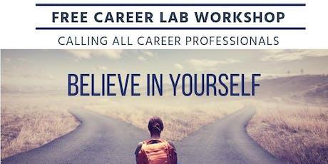 Free Career Lab Fall Workshop tickets