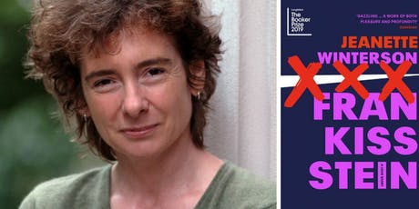 Jeanette Winterson at First Parish Church tickets