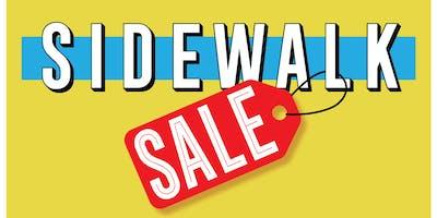 Sidewalk Sale (Anaheim Hills)