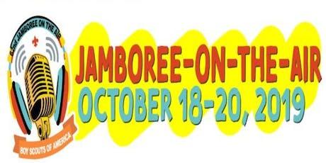 BSA Jamboree of The Air tickets