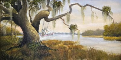 """Terry Brennan Opening Reception for """"Low Country Palette"""""""
