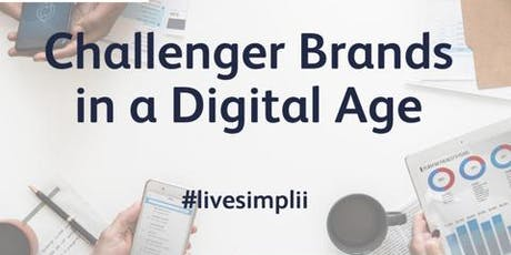 Challenger Brands in a Digital Age tickets