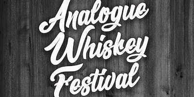 event image Analogue's 5th Annual Whiskey Fest