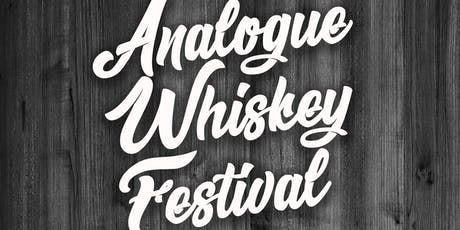 Analogue's 5th Annual Whiskey Fest tickets