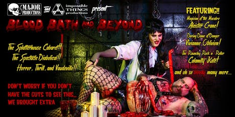Blood Bath & Beyond tickets