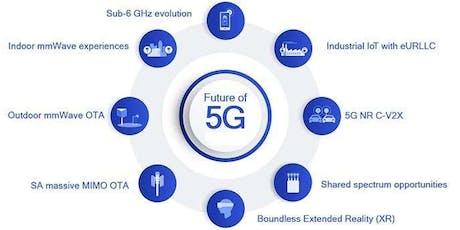 5G Telecommunication Comprehensive Training, Dubai, UAE tickets