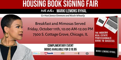 The Modern Real Estate Professionals Guide to Success-Book Signing tickets