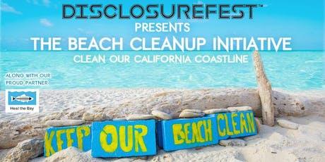 DisclosreFest™ Beach N' River Cleanup Initiative w/ Heal the Bay tickets