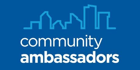 Community Ambassadors: Edmonton Fall Networking Event tickets