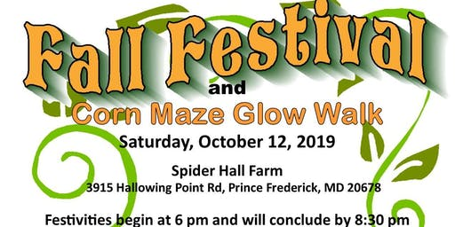 Fall Festival & Corn Maze Glow Walk